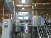 3000L варочный порядок для пивзавода варочный цех для производства сусла